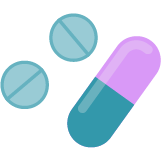 Illustration of miscellaneous pills